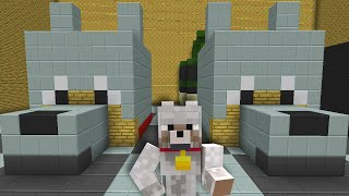 Minecraft Xbox Hide and Seek - Youtubers Heads
