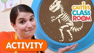 What Dinosaur Is This? | Caitie's Classroom | Activities For Kids