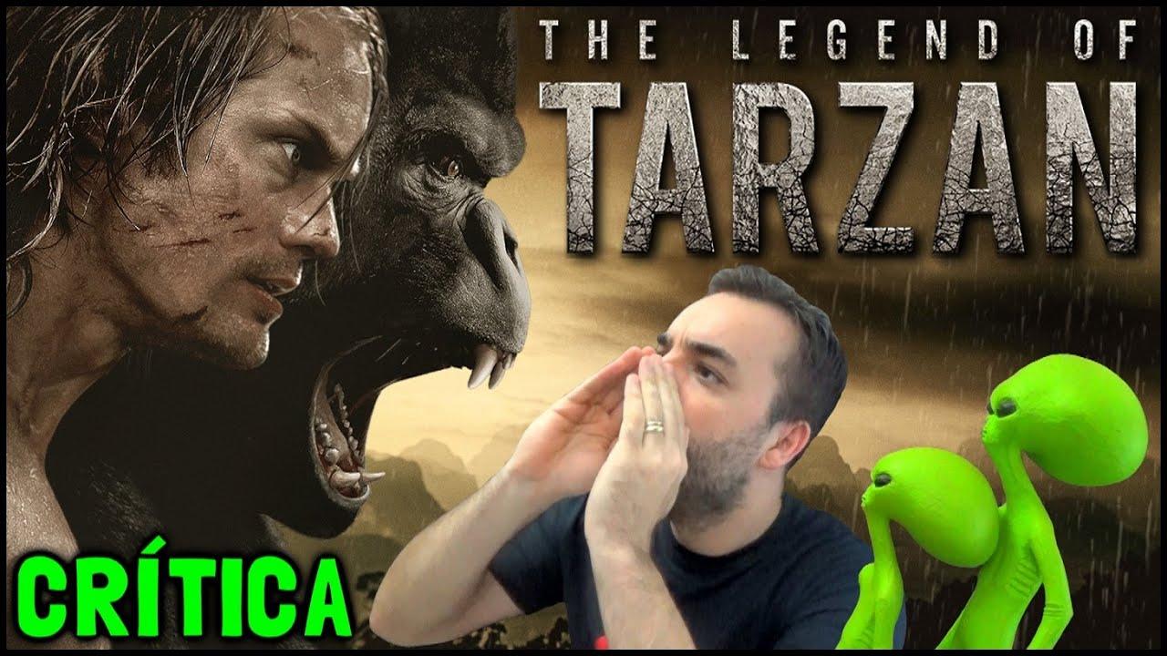 A LENDA DE TARZAN (The Legend of Tarzan, 2016) - Crítica