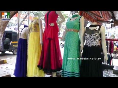 POPULAR TEXTILES SHOP IN MUMBAI | Sarees & Tops | LIFESTYLE IN INDIA