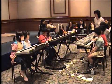 Musikgarten Keyboard Year 1 Demo Lesson
