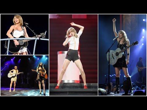 Long Live - Taylor Swift Voice Evolution