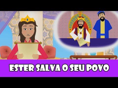 Ester salva o seu povo - Episódio 4