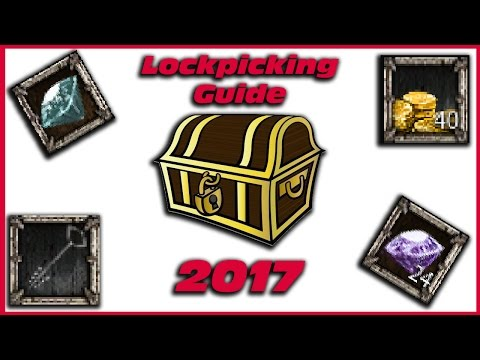 Mortal Online – Lockpicking Guide [2017]