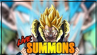GOGETA BLUE AND BROLY IS NOW LIVE!! HOW MANY CAN WE PULL!? | DRAGON BALL Z DOKKAN BATTLE