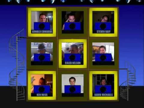 hollywood squares template - youtube, Powerpoint templates