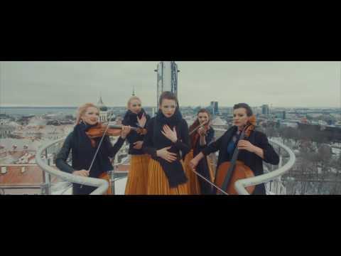 """The ILVES Sisters - Eesti hümn """"Mu isamaa, mu õnn ja rõõm"""""""