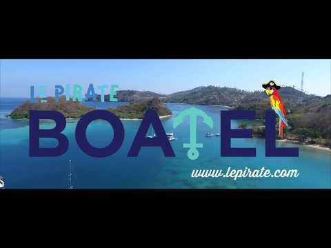 Le Pirate Boatel