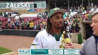 Green Bay Packers charity softball 2018