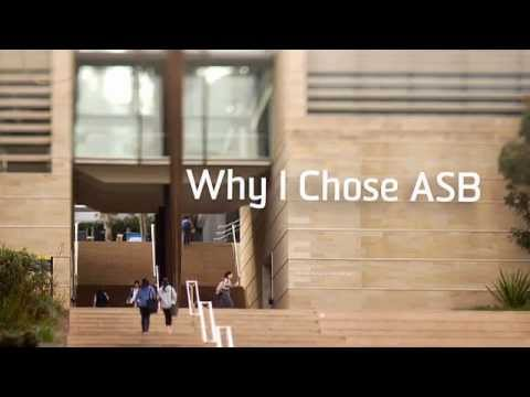 Why I Chose ASB (UNSW Business School)
