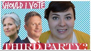 Should You Vote Third Party?  // Megan MacKay thumbnail