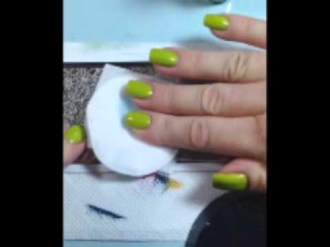 How to Clean your Stamping Plates