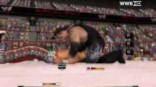 WWE RAW Ultimate Impact 2011 Finishers
