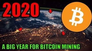 2020 🌎: The Year The World Started Mining Bitcoin: Russia, Canada, America