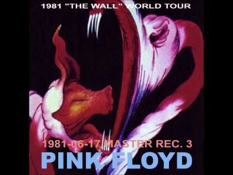PINK FLOYD Earl's Court Exhibition Hall, London, UK 1981 June 17