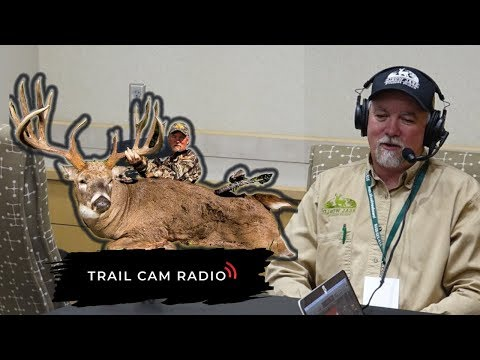 How To Successfully Hunt A Specific Buck With Trail Cameras With DON HIGGINS