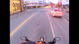 Trafikken i Oslo på sitt beste!