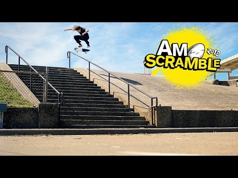 Rough Cut: Jaakko Ojanen's 'Am Scramble' Footage