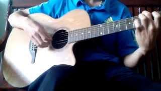 Chênh vênh - Lê Cát Trọng Lý [Guitar cover]