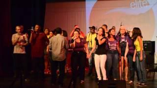 Happy - Pharrell Williams - Coral - Recital da Escola Elite Musical Méier