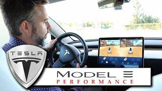 Totalcar teszt: Tesla Model 3 Performance - A számítógép