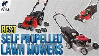 7 Best Self Propelled Lawn Mowers 2018