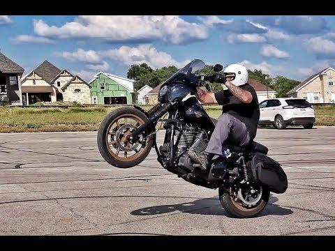 Dyna vs Sportster - A Harley Buyer's Guide pt. 2