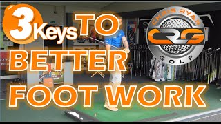 3KEYS TO BETTER TRAIL FOOT WORK