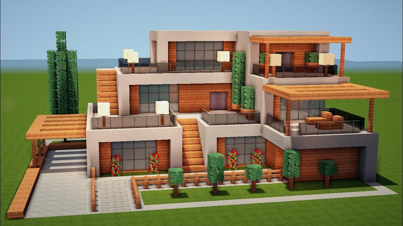 Haus Minecraft