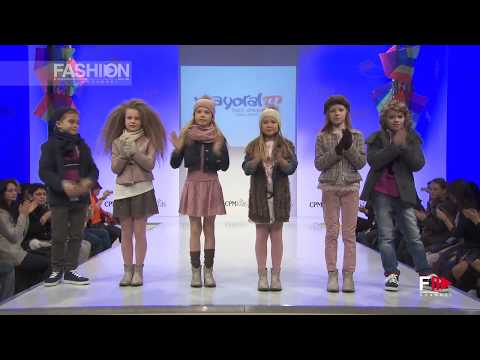 """""""KIDS""""  at CPM Moscow Autumn Winter 2014 2015 by Fashion Channel"""