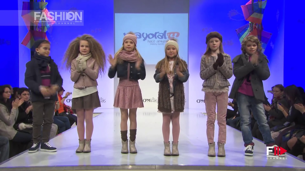 Kids At Cpm Moscow Autumn Winter 2014 2015 By Fashion Channel Youtube
