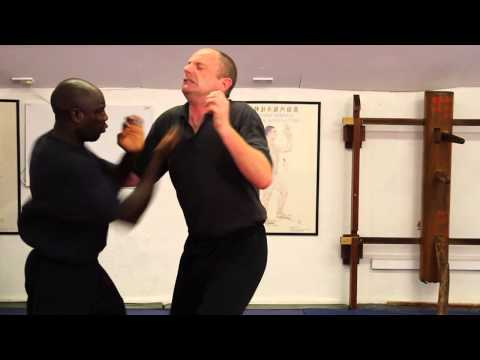Importance Of The Elbow In Wing Chun Kung Fu