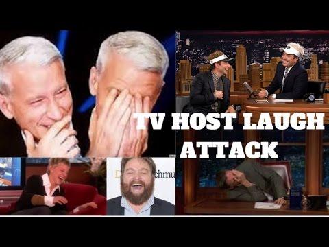 TV HOST LAUGH ATTACK!!!