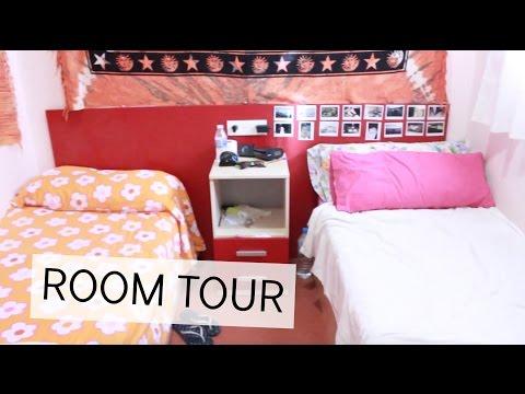 Tour De Mi Habitación De La Residencia/Colegio Mayor| Aitanasdiary