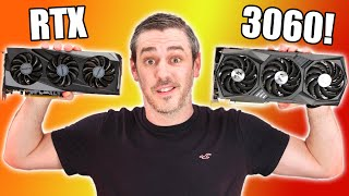 RTX 3060 SHOWDOWN [Gigabyte & MSI TESTED   1080/1440/4K/DLSS/RTX]