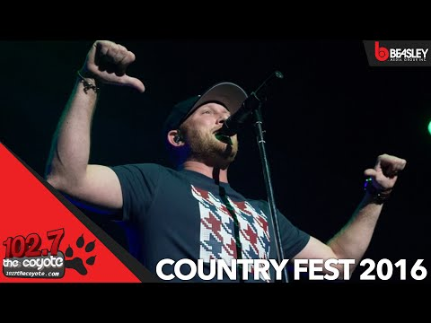 Country Fest 2016 with Cole Swindell, Jon Pardi and more!