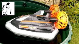 Fast Lane Hover Glider - Boat Conversion