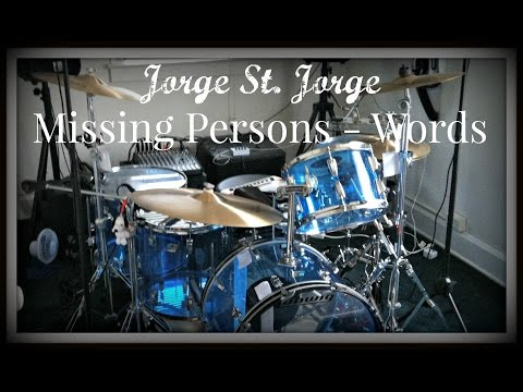 Words Missing Persons Cover – Missing Person Words