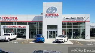 New Campbell River Toyota Showroom Tour
