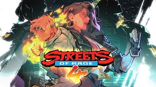 Streets Of Rage 4 - Gameplay Trailer