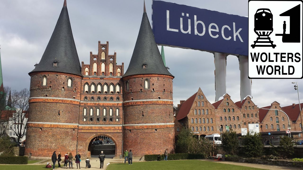 visit luebeck what to see do in luebeck germany youtube. Black Bedroom Furniture Sets. Home Design Ideas