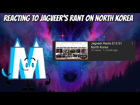 Reacting to Mr Britain's Rant on North Korea