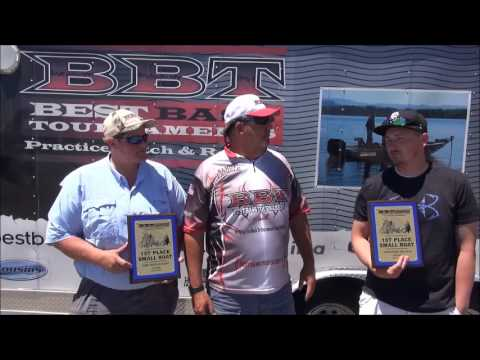 Beth Holmes & Jesse Chandler Win Small Boat at Oroville 6/25/2016