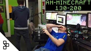 Achievement Hunter Moments in Minecraft (Episodes 130-200)
