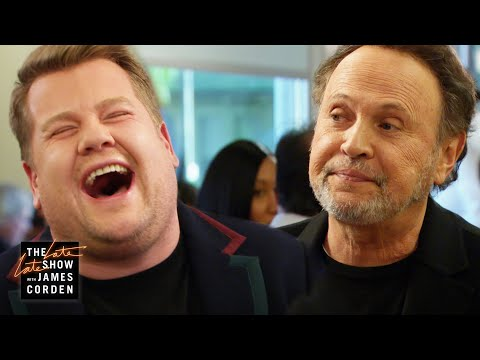 Tracy Lynn - Billy Crystal re-enacts 'When Harry Met Sally' with James Corden