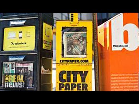 Popular Baltimore Weekly Bought By Corporate Media Subsidiary