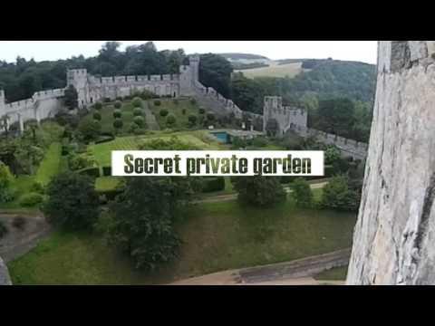 Arundel Castle, West Sussex, UK