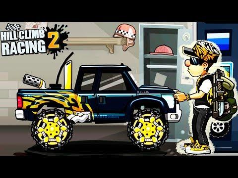 МАШИНКИ HILL CLIMB RACING 2 #30 Прохождение ИГРЫ про машинки видео для детей kids games cars
