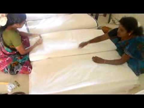 Prabhu Textile - Textile Manufacturer in Erode (Production Video 3)