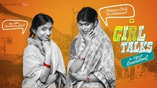 Girls About Marriage In Different Generations | Girl Formula | Chai Bisket